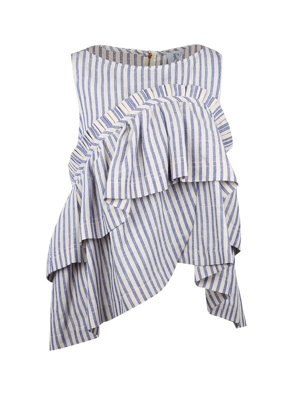 styleimprimatur_karen_walker_posie_pleats_top