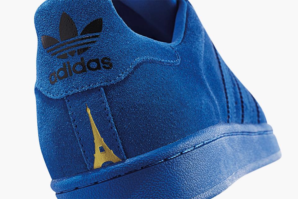 Adidas Superstar Degli Anni '80 Serie Di Città Di Parigi Ppt2eod7R