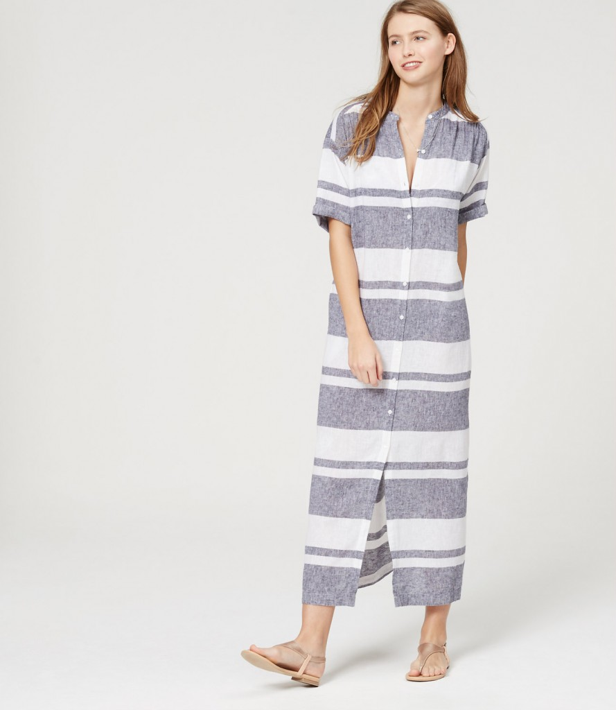 Styleimprimatur_Loft_Striped_Beach_Maxi_Dress_Outfit_Fashion_Shopping_Blog2